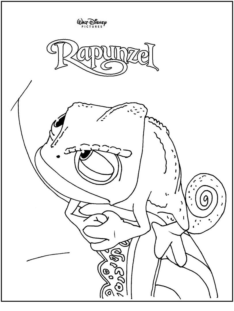 rapunzel_flynn_12 disegni da colorare
