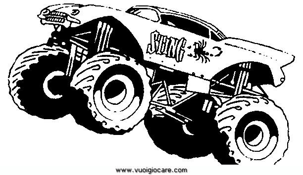 Mtruck9 gif disegni da colorare for Jeep da colorare