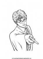 Harry Potter 9 Disegni Da Colorare Per Bambini