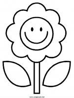 Top Disegni da stampare e da colorare: natura Il fiore, I fiori IV33